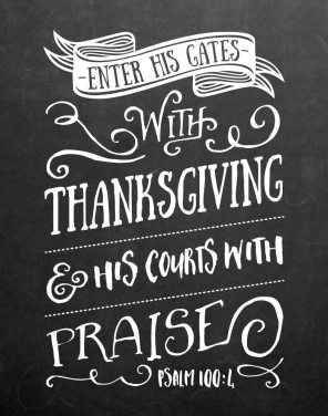 ThanksgivingPraise